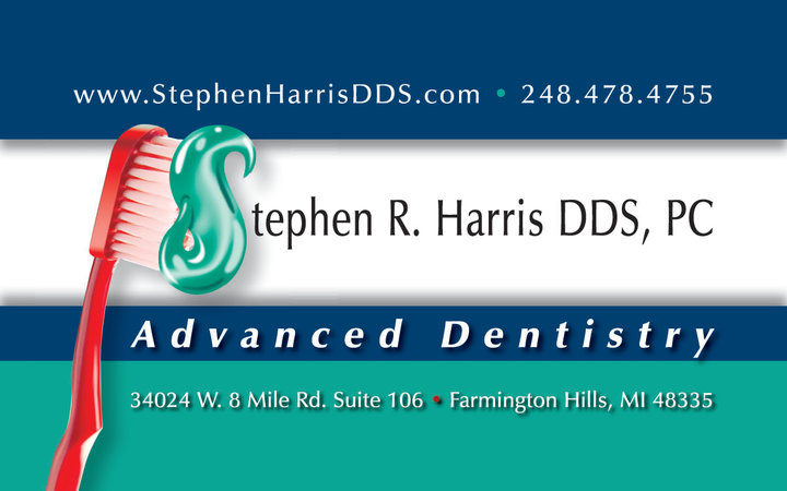 Stephen R. Harris DDS, PC | Advanced Dentistry